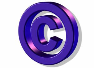 Знак авторского права