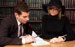 Как вступить в наследство после смерти мужа