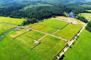 Как продать половину земельного участка