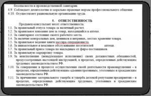 Должностная инструкция продавца образец бланк. Должностные обязанности продавца