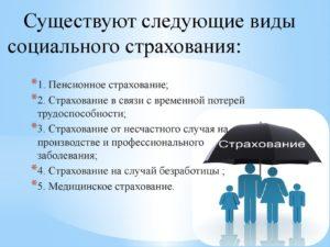 Гражданское страхование