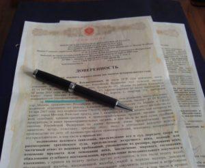 Представительство в суде без доверенности