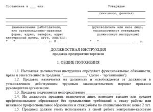 Должностная инструкция консультанта образец бланк. Должностные обязанности консультанта