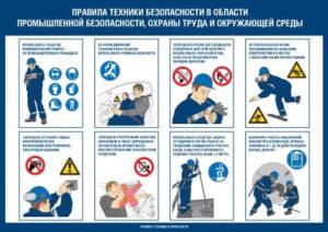Промышленная безопасность и охрана труда на предприятии