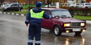 Новые требования к инспекторам ДПС