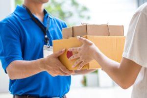 Доставка товара покупателям