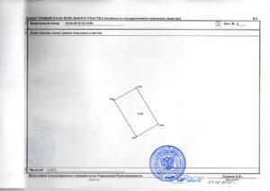 Какие документы нужны для покупки земельного участка