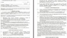 Договор подряда по разработке рабочей документации