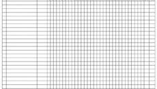 Табель учета рабочего времени образец бланк